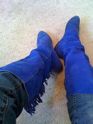 Blueboots